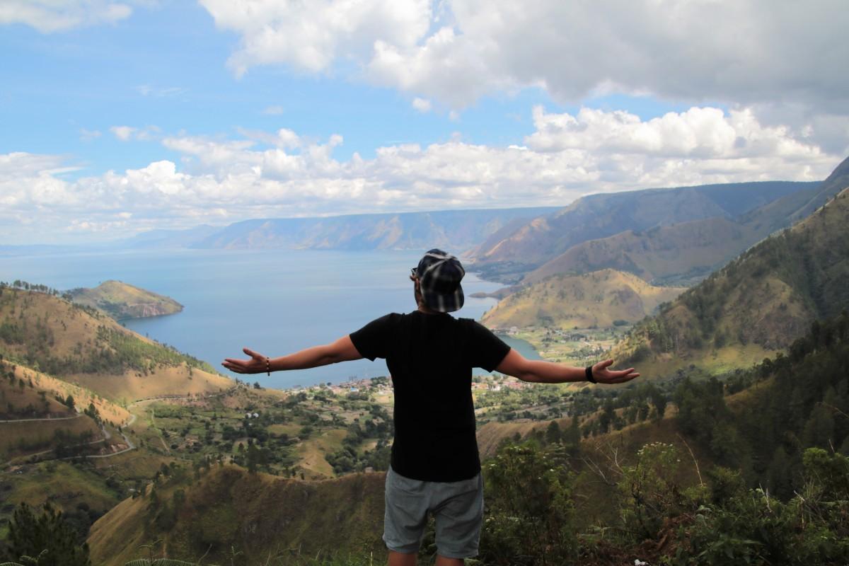 Welcome to Lake Toba - der indonesischen Schweiz